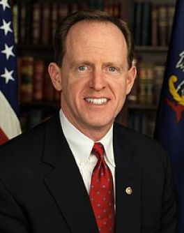 Gun Rights Equal Voting Rights, Sen. Toomey