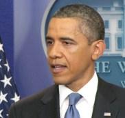 Obamas Wish Merry Christmas