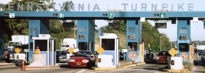 Pennsylvania Toll Booth Prosperous Pennsylvania Blueprint