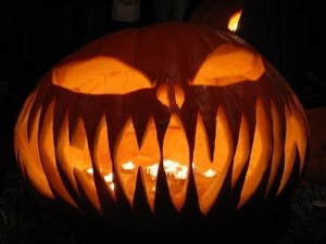 The ancient Celts believed that  ghosts roamed the land on Halloween night. Hence, they began wearing masks to avoid being recognized as human.