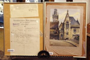 Hitler Painting Bought By Rich Mideasterner