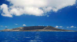 New Pacific Island Appears off Tonga