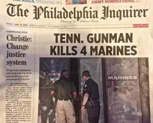 Muslim Killer Called 'Tenn. Gunman'
