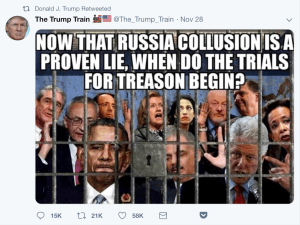 Treason Trials Starting???
