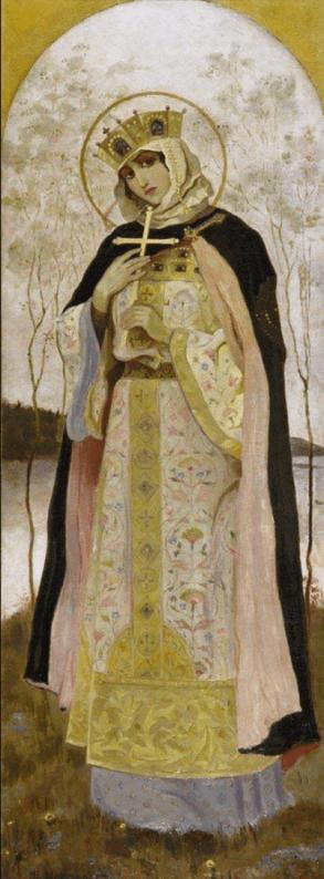 Olga of Kiev William Lawrence Sr Omnibit 10-18-19