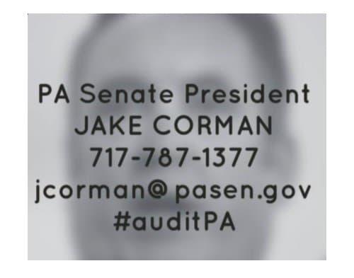 Corman Must Back Audit In Pennsylvania-- Pennsylvania State Rep. Rob Kauffman (R-89) is says Senate Pro Tempore Jake Corman (R-34) is dragging