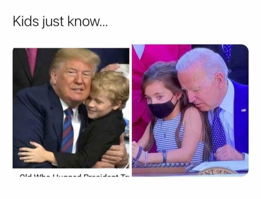 Kids just know