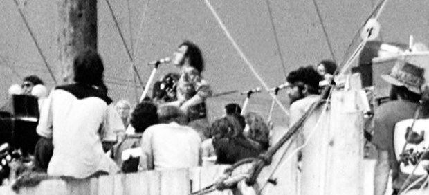 Woodstock b&w