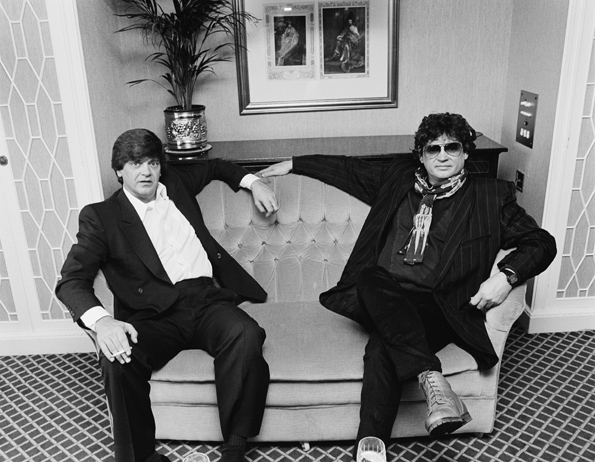 Phil and Don, 1985