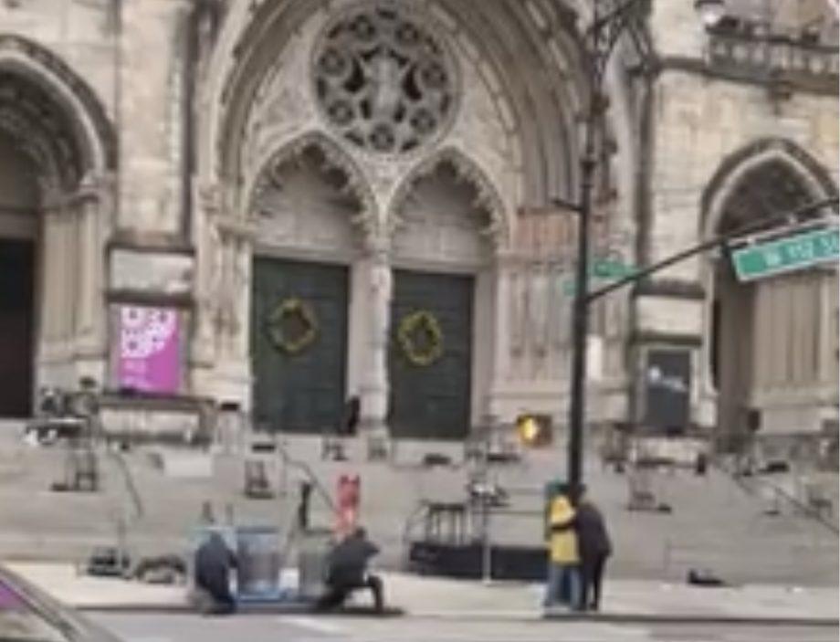 Church gunman killed by cops — Dramatic video - AMERICAN DAZE PURPLE HAZE