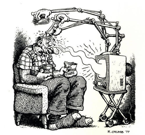 BY R. CRUMB