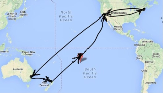 AMERICAN DAZE TRAVELS