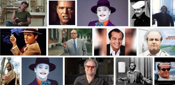 Jack Nicholson has dementia.