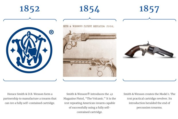 Smith & Wesson moves to Tennessee