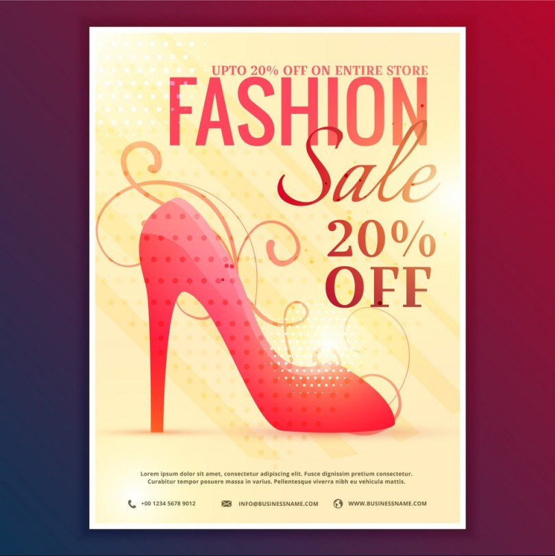 Fashion Sale Discount Voucher