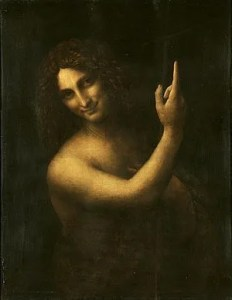 daVinci John the Baptist