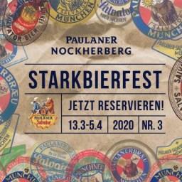 Starkbierfest Poster