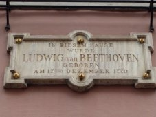 Beethoven's Birth Place