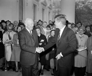 Eisenhower-Kennedy