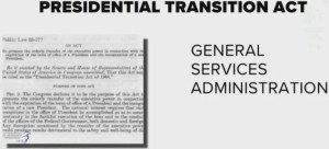 Presidential Transition Act