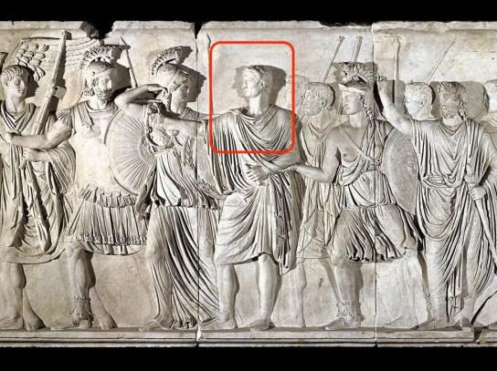 Nerva replaces Domitian
