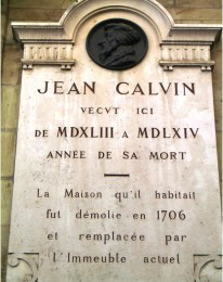 John Calvin's House