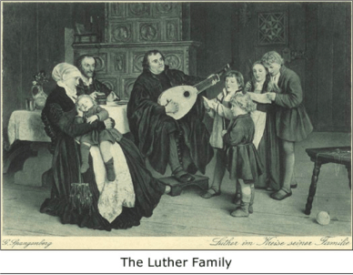 Luther Family