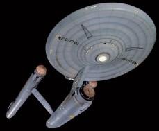 Star Trek Starship Enterprise Studio Model 1