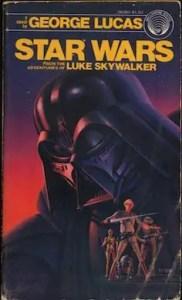 Star Wars Novel 1976
