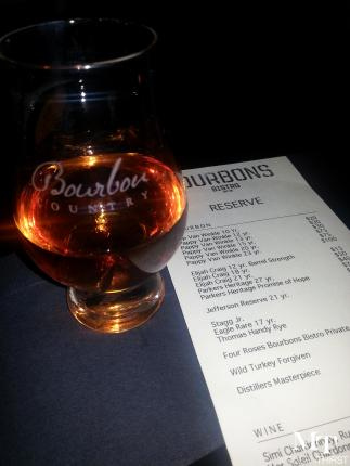 Stagg Jr Bourbons Bistro