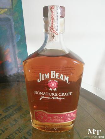 Jim beam sc soft red wheat 6