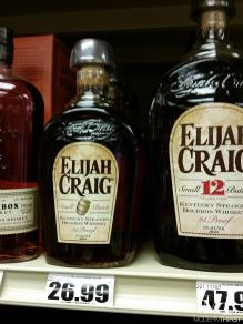 """Left is the new lable with no age statement. The older-labeled 1.75L bottles on the right carry the prominent """"12."""""""
