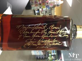 Jim Rutledge Autograph- Matt