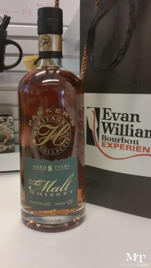 Parkers Heritage Collection 9th- Malt Whiskey