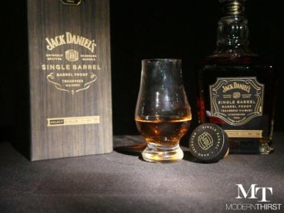 Jack Daniels Cask Strength 6.1