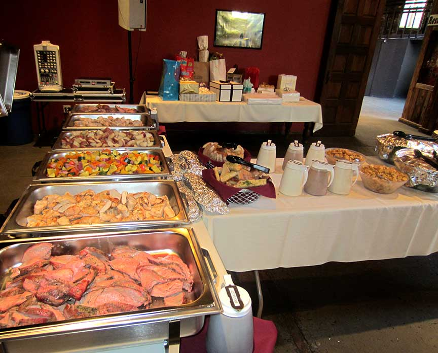 Wedding And Event BBQ Catering