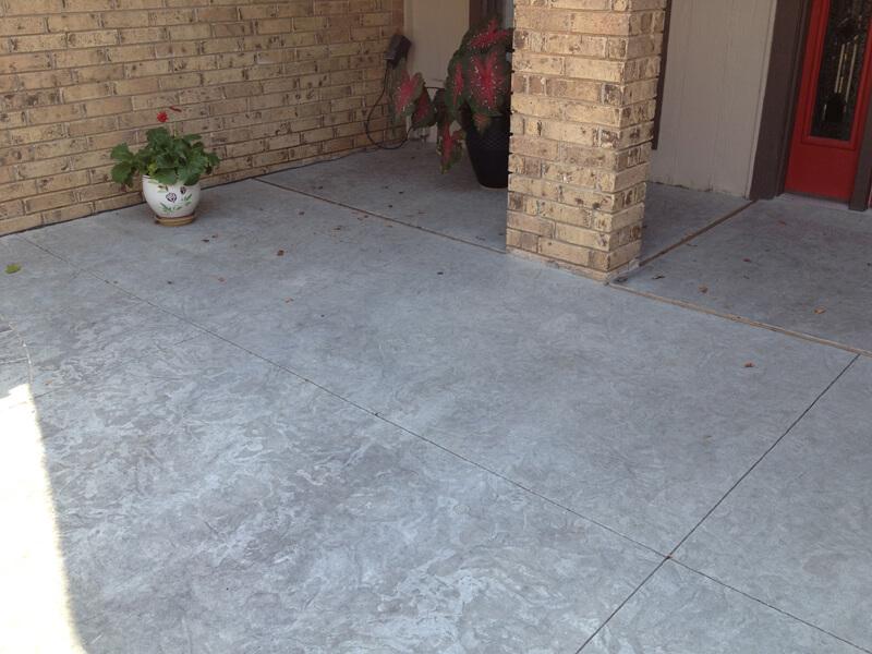 bill s custom concrete contractors okc