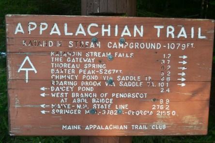 Info at Trailhead