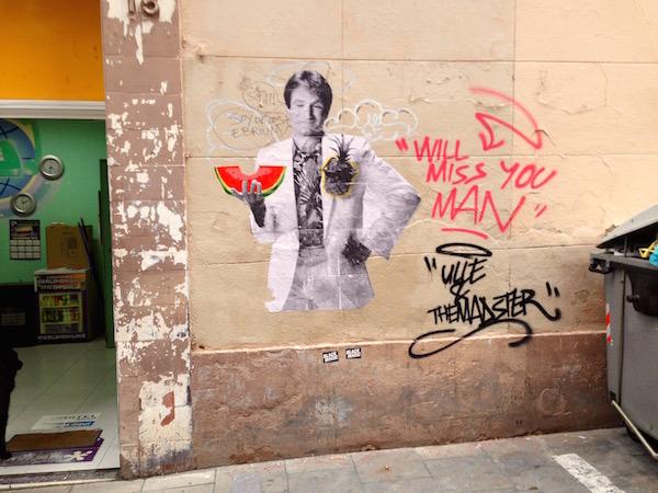 Robin Williams in Gràcia2