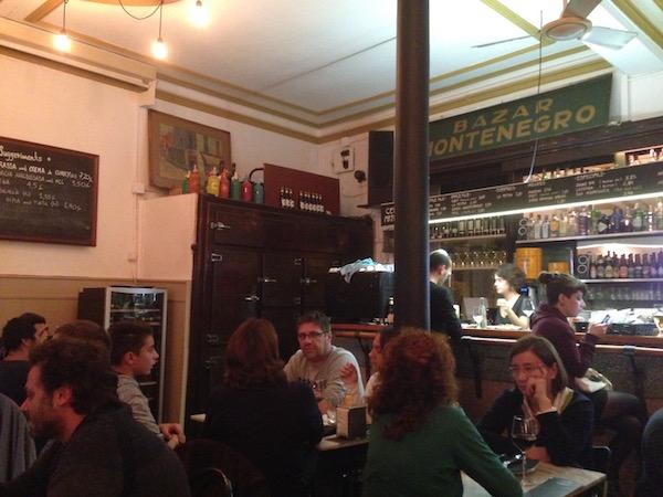 Nou Can Codina, Barcelona, Bill Sinclair