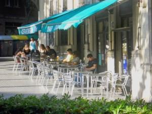 Bar Oller, Camp d'en Grassot, Gràcia, Barcelona
