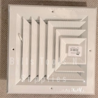Hart & Cooley A503 3 way aluminum ceiling diffuser