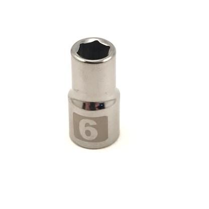 Craftsman 1/4 dr 6 pt 7mm easy read socket
