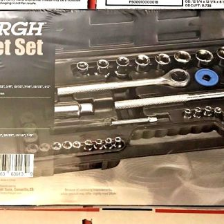 51 Piece Mechanic Socket Set