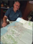 George and his Map