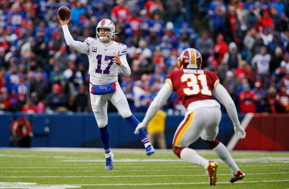 17-game NFL season is coming, Bills will add Washington to opponents