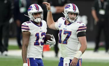 B/R pegs Gabriel Davis as Bills' 'potential breakout' player in 2021