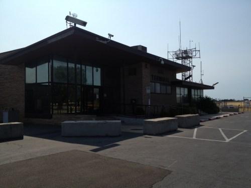 Merced Airport