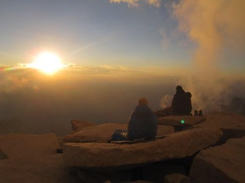 Sunrise - July 15th - Mt. Whitney Summit