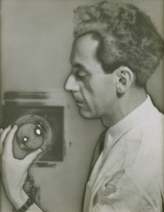 Man Ray (1890-1976): Untitled (Self-Portrait with Camera), 1930